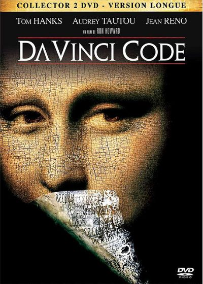 Da Vinci Code (Édition Collector - Version Longue) - DVD