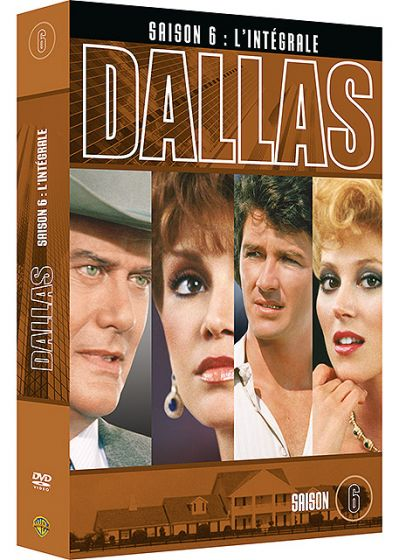 Dallas - Saison 6 - DVD