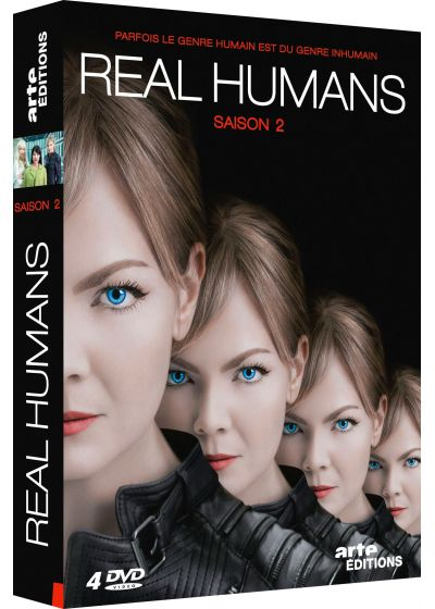 Real Humans - Saison 2 - DVD
