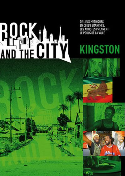 Rock and the City - Kingston (DVD + CD) - DVD