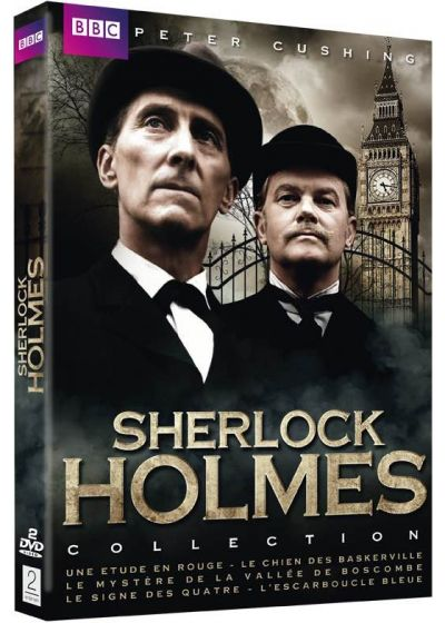 Sherlock Holmes Collection - Vol. 1 - DVD