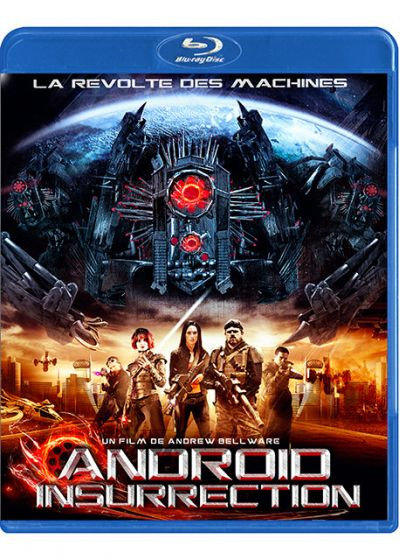 Android Insurrection - Blu-ray