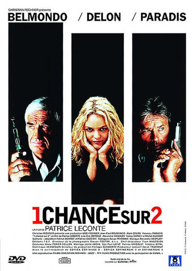 1 Chance sur 2 - DVD