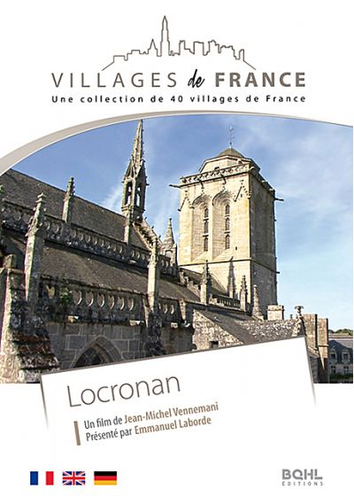 Villages de France volume 1 : Locronan - DVD