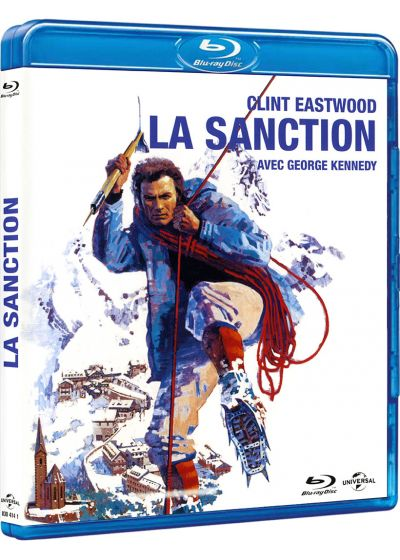 La Sanction - Blu-ray