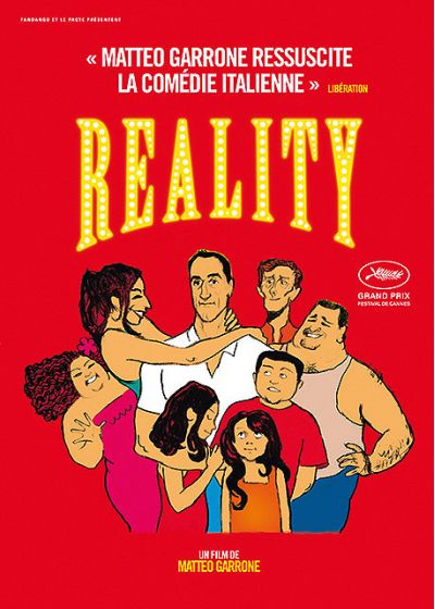 Reality - DVD