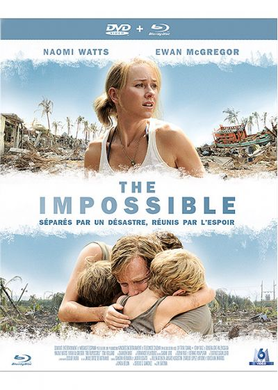 The Impossible (Combo Blu-ray + DVD) - Blu-ray