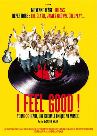 I Feel Good - DVD