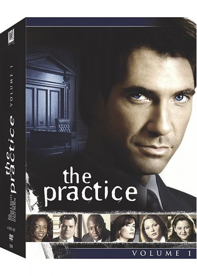 The Practice - Volume 1 - DVD