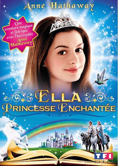 ella princesse enchantée