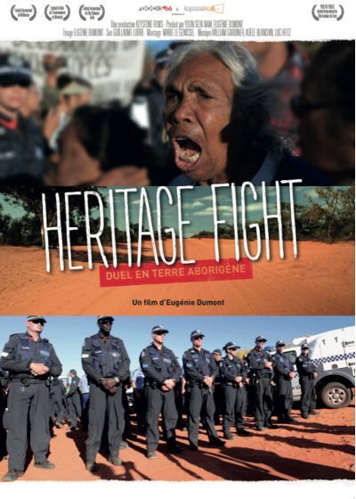 Heritage Fight - DVD