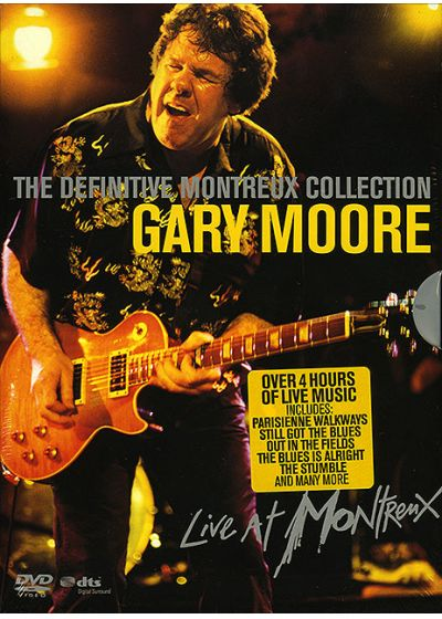 Gary Moore - & The Midnight Blues - Live At Montreux - DVD