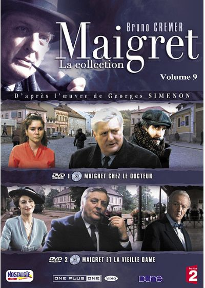 Maigret - La collection - Vol. 9 - DVD