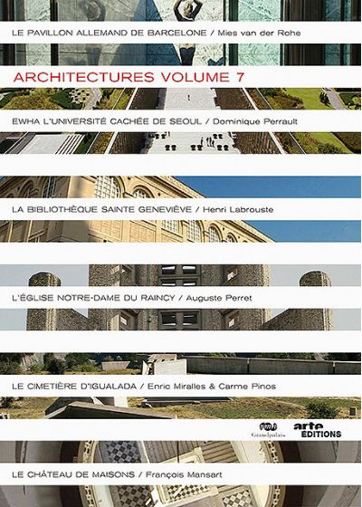 Architectures vol. 7 - DVD