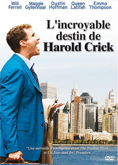 L'Incroyable destin d'Harold Crick - DVD