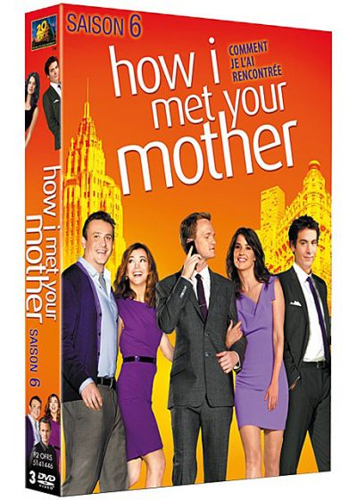 How I Met Your Mother - Saison 6 - DVD