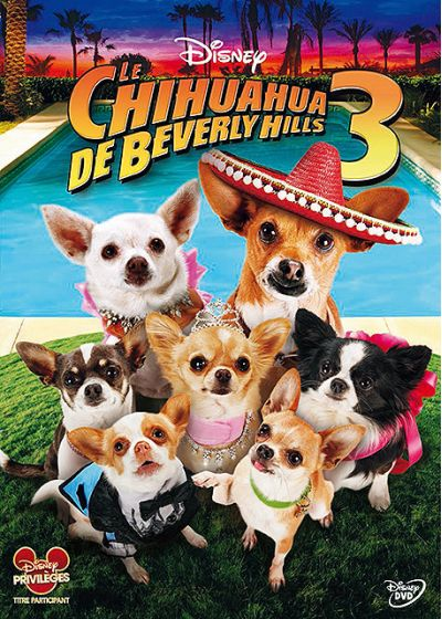 Le Chihuahua de Beverly Hills 3 - DVD