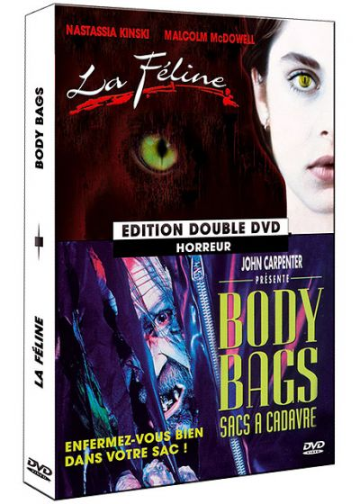La Féline + Body Bags (Pack) - DVD