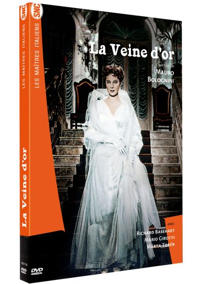 La Veine d'or - DVD