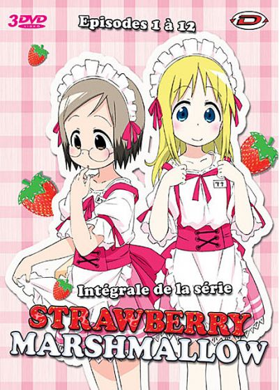 Strawberry Marshmallow - Intégrale de la série - DVD