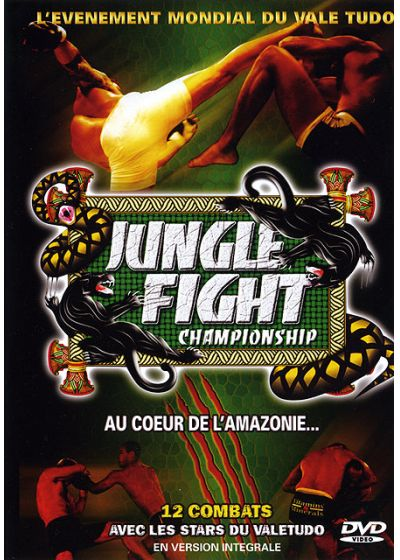 Jungle Fight Championship - DVD
