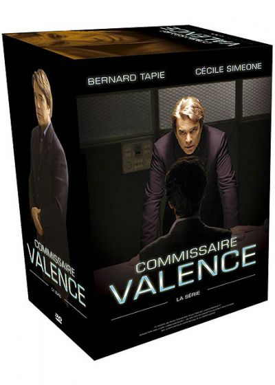 Commissaire Valence - Coffret 7 DVD (Pack) - DVD