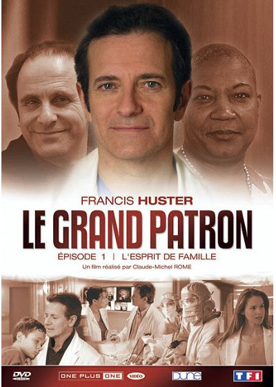 Le Grand patron - Vol. 1 - DVD