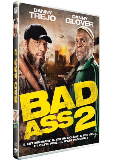 Bad Ass 2 - DVD