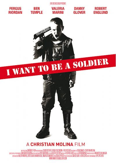 I Want to Be a Soldier - DVD