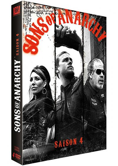 Sons of Anarchy - Saison 4 - DVD