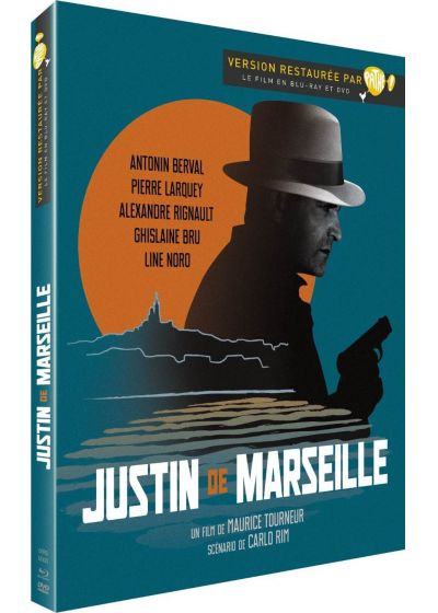 Justin de Marseille (Combo Collector Blu-ray + DVD) - Blu-ray