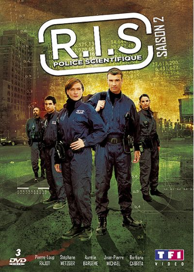 R.I.S. Police scientifique - Saison 2 - DVD
