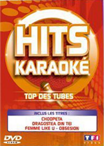 Hits Karaoké - Top des tubes - DVD