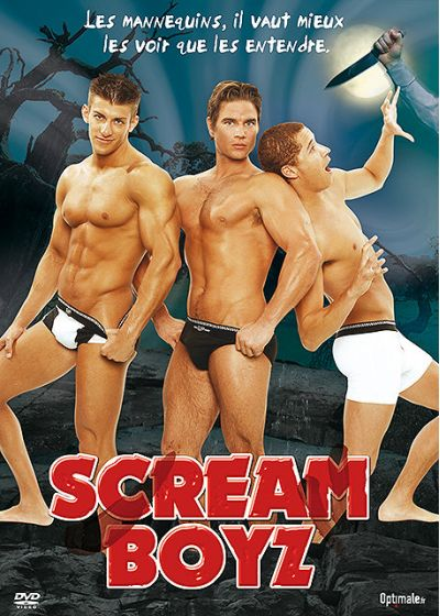 Scream Boyz - DVD