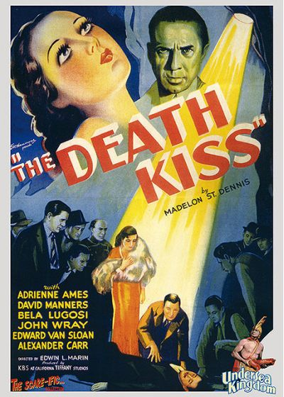 The Death Kiss - DVD