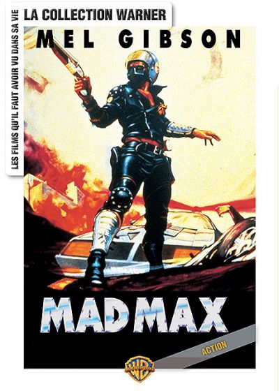 Mad Max (WB Environmental) - DVD