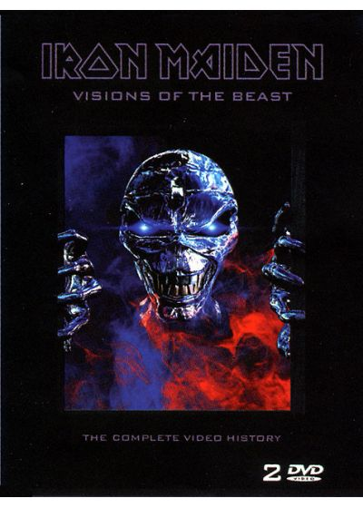 Iron Maiden - Visions of the Beast - DVD