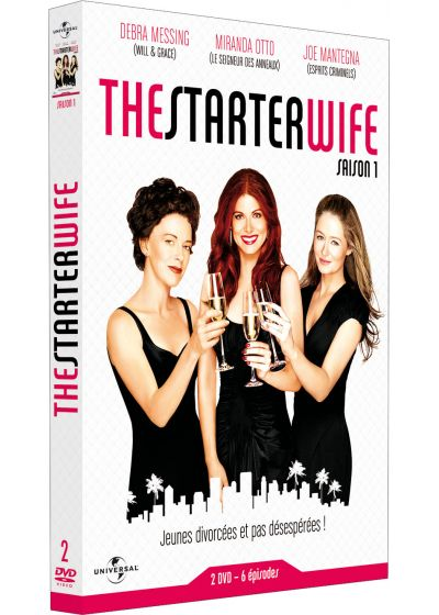 The Starter Wife - Saison 1 - DVD