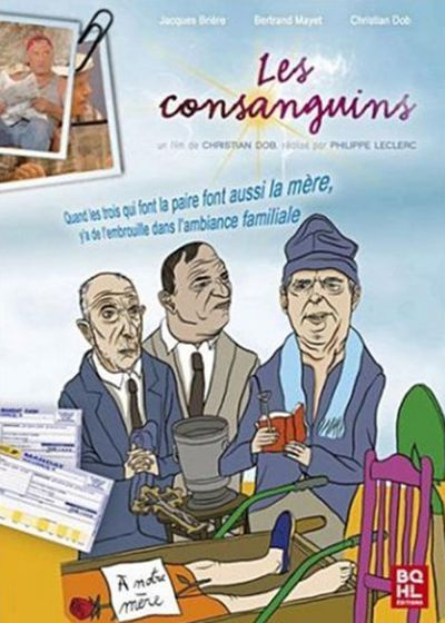 Les Consanguins - DVD