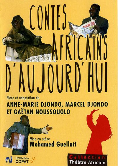 Contes africains d'aujourd'hui - DVD