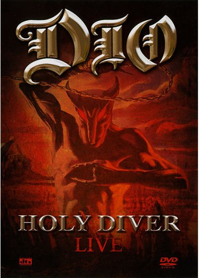 DIO - Holly Diver Live - DVD