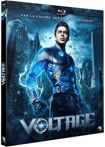 Voltage (Combo Blu-ray + DVD) - Blu-ray