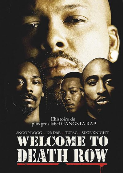 Welcome to Death Row - DVD