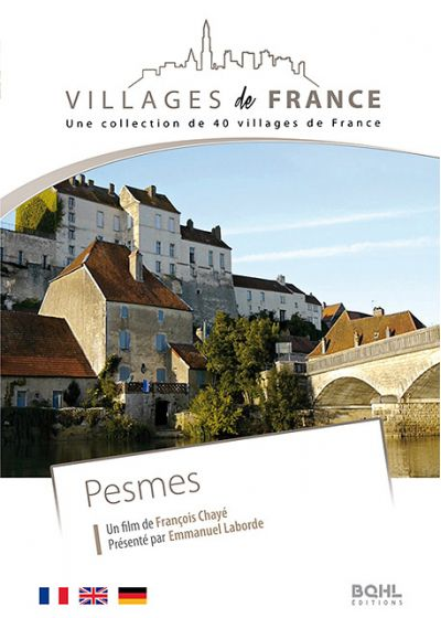 Villages de France volume 33 : Pesmes - DVD