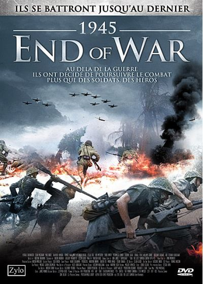 1945 - End of War - DVD