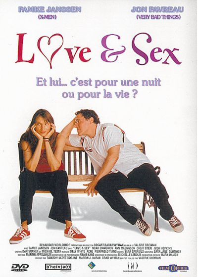 Love & Sex - DVD