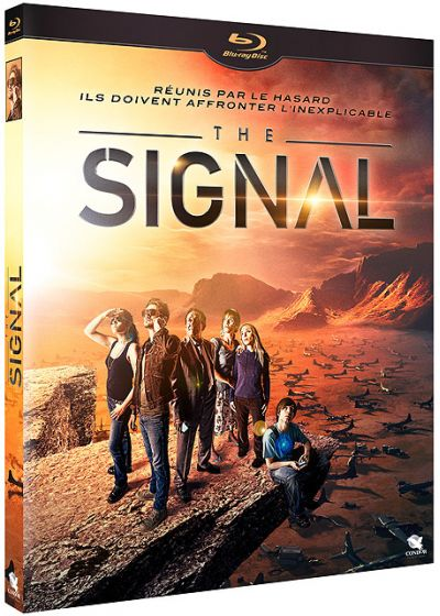 The Signal (Édition Collector) - Blu-ray
