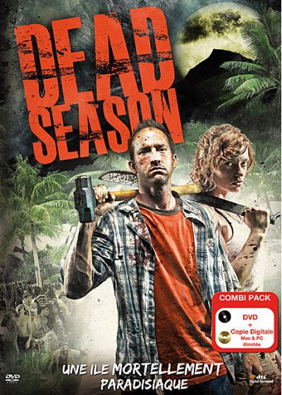 Dead Season (DVD + Copie digitale) - DVD