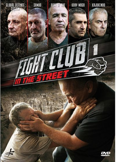 Fight Club in the Street - Vol. 1 - DVD