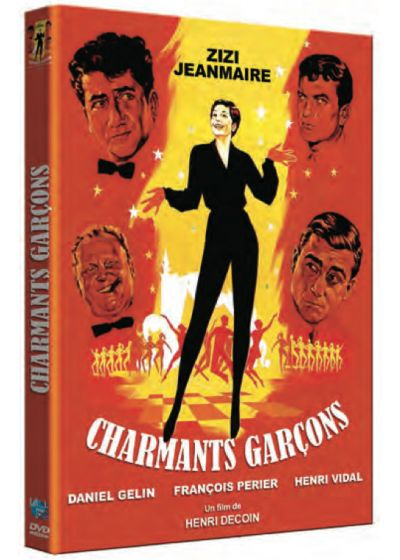 Charmants garçons - DVD